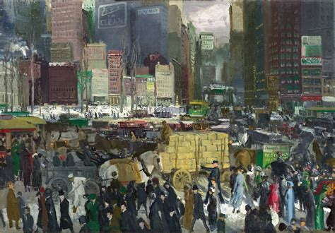 great works  york   george bellows  independent
