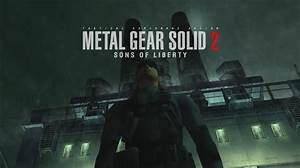 Metal Gear Solid 2: Sons Of Liberty wallpapers, Video Game ...
