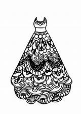 Coloring Pages Printable Colouring Lace Gown Ball Printables Dressing Books Bratz Olds Barbie Number Winter Coloringtop 4kids sketch template