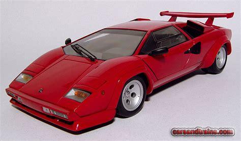 Diecast King Kyosho Lamborghini Countach LP500 Red