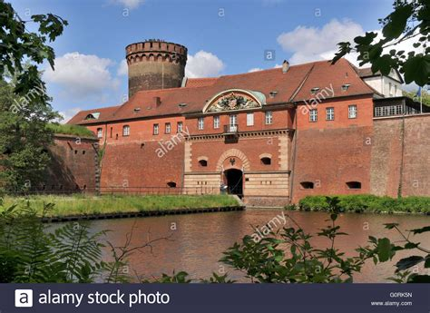 Water Ditch, Spandau Citadel, Spandau, Berlingermany