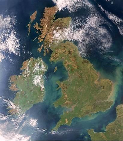 British Isles Satellite Ireland Britain Wikipedia