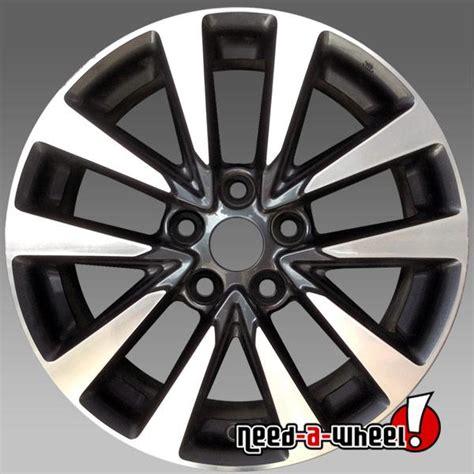 17x7 5 quot nissan altima oem wheels 2016 2017 machined alloy