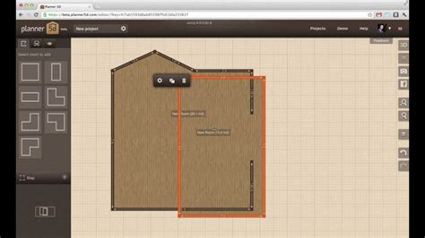 How to customize walls and create flexible floor plans in