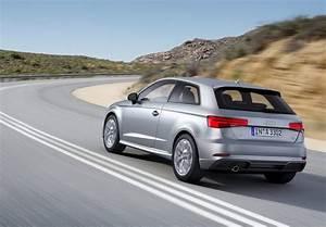 Tarif Audi A3 : audi a3 2016 les prix des nouvelles a3 a3 sportback et a3 berline photo 4 l 39 argus ~ Medecine-chirurgie-esthetiques.com Avis de Voitures