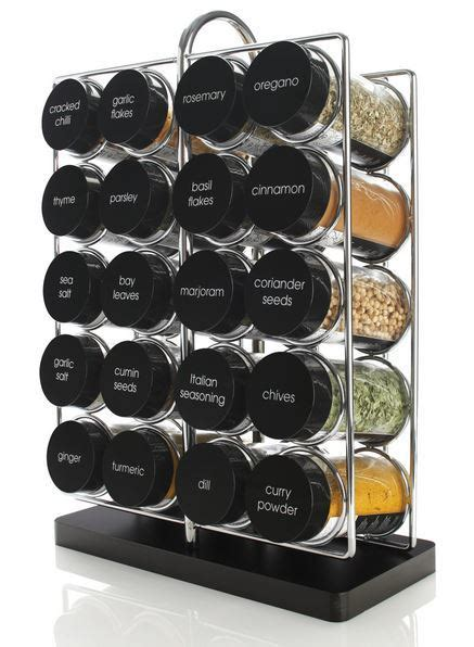 Spice Racks Nz maxwell williams spice it up rack 21 at