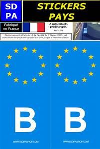 Plaque D Immatriculation Des Pays : 2 stickers pays belgique europe sdpa spb plaques d 39 immatriculation et stickers autocollant ~ Medecine-chirurgie-esthetiques.com Avis de Voitures