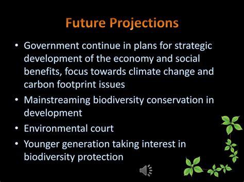 biodiversity conservation  malaysia  present