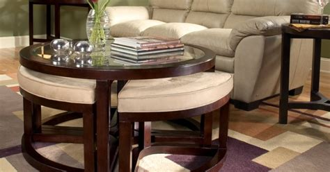 coffee cocktail tables  stool seating