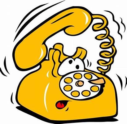 Ringing Phone Call