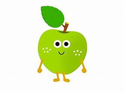 Apple Kill Dribbble Animation Follow Gifs Icon