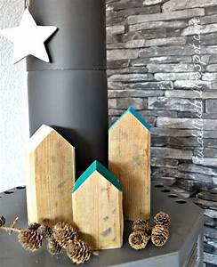 Pinterest Weihnachtsdeko 2018 : holzh user aus alten pfosten wooden houses made from old poles upcyclingnovember2013 ~ Buech-reservation.com Haus und Dekorationen