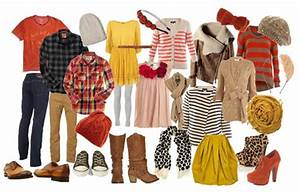 What to Wear- Fall Sessions