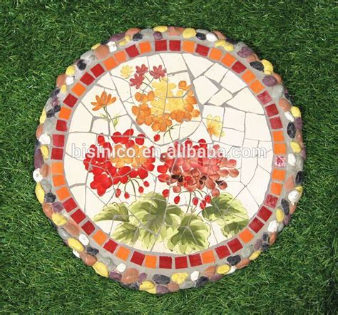ceramics mosaic stepping mexico style outdoor