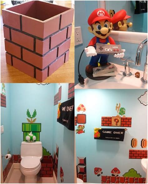 17 Best Images About Mario Bros Room Decor On Pinterest