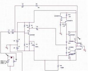 15 Watt Amplifier Electronic Circuit Diagram  62588