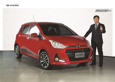 2017 Hyundai Grand I10 Facelift Launched In India Prices
