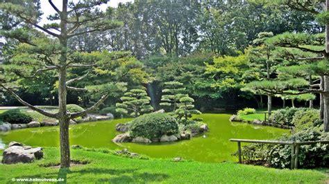 Düsseldorf Japanischer Garten, Japanische Garten Am Rhein