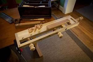 Woodwork Portable Wood Carving Bench Plans PDF Plans