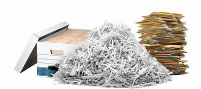 Shredding Paper Services Locations Main Following