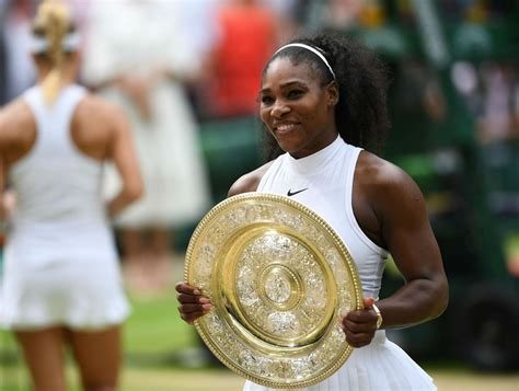Serena's Coach Discusses Her Comeback Schedule And Plans
