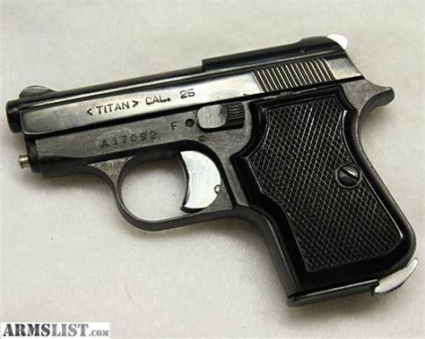 Armslist  For Sale *** Fie Titan 25 E27b Blue Automatic