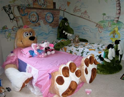 cool and plush beds from incredibeds kidsomania