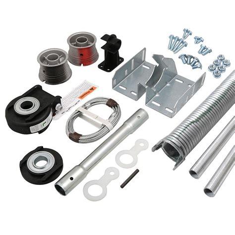 16 x 7 garage door torsion clopay ez set torsion conversion kit for 16 ft x 7 ft