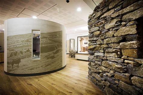 Office Interior Stone Wall Walls  Dma Homes  #9194