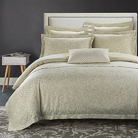 Neutral Bed Covers by Forsynthia Reversible Duvet Cover Set In Neutral Bed