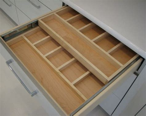 Modern Kitchen Cabinet Inserts   Kitchen Drawer