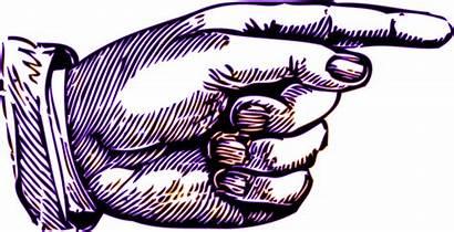 Finger Pointer Clipart Fingers Orders Transparent Order