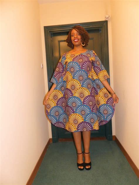 Robe Pagne Africain Robe Droite En Wax Pagne Africain Un Grand March 233