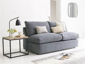 Chatnap sofa bed double modular sofa bed loaf loaf for Sofa bed no mattress