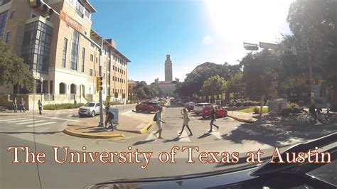 The University of Texas at Austin - Engineering Experience ...