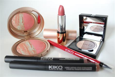 Kiko Makeup Haul-review And Swatches