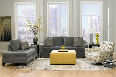 deco avec canapé gris déco moderne pour le salon 85 idées avec canapé gris
