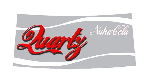 Nuka Cola Quantum Label by Image Gallery Nuka Cola Quartz