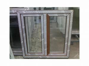 Dřevěné okno 100x100