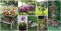 interesting diy patio decor ideas 20 Amazing DIY Projects To Enhance Your Yard Without ...