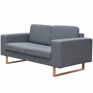 2 Sitzer Couch Mit Schlaffunktion : sofa polstersofa 2 3 5 sitzer stoffsofa loungesofa couch wohnzimmer sitzm bel ebay ~ Bigdaddyawards.com Haus und Dekorationen