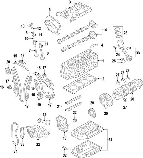 Audi Also Use Complete Cylinder Head Without Camshaft