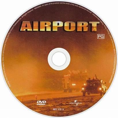Airport Tv Fanart Dvd Movies