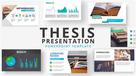 thesis  powerpoint template slidemodel