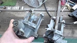 1991 Ford Explorer - Steering Column Repair  Swap