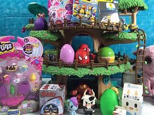 Shopkins Moofia Play-Doh Surprise Egg Chocolate Minecraft ...