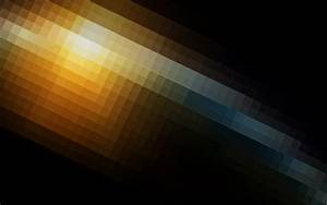 Black and Yellow Abstract Background HD Wallpaper 858 ...