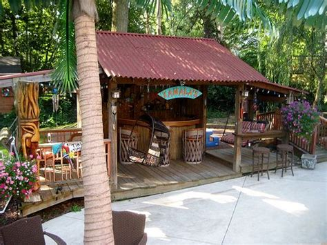 25 best ideas about tiki house on torches