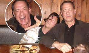 Tom Hanks 'wasted' fan photos go viral | Daily Mail Online