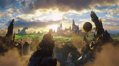 fantasy art oz  great  powerful wallpapers hd